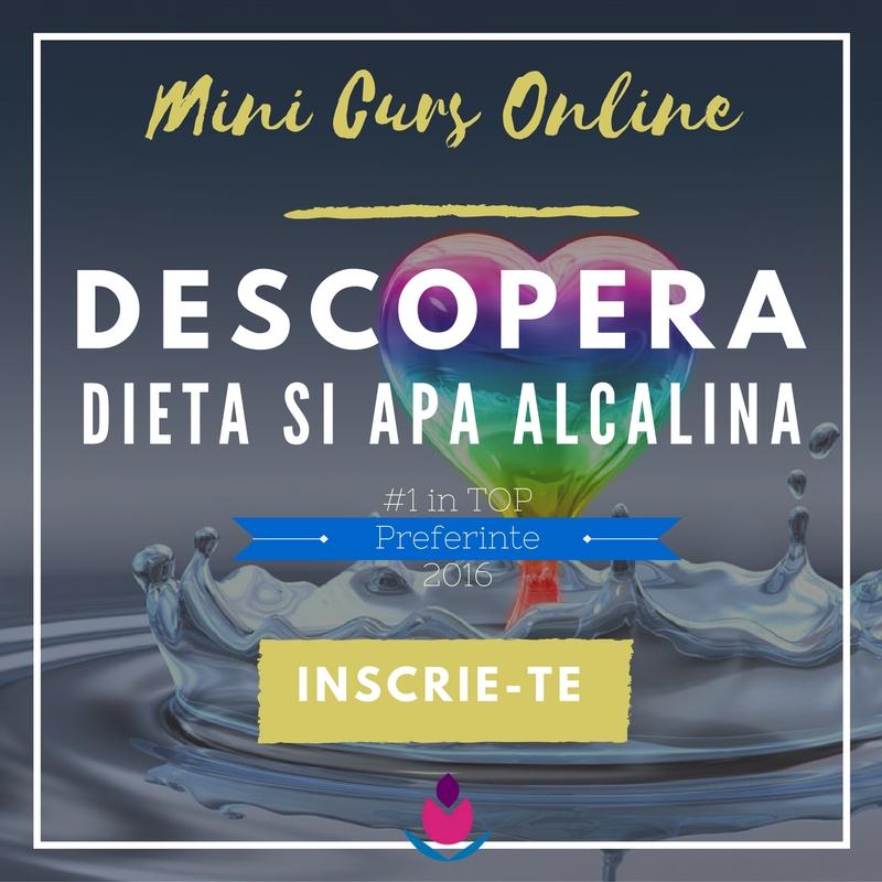 Descopera Dieta si Apa Alcalina [DDAA]